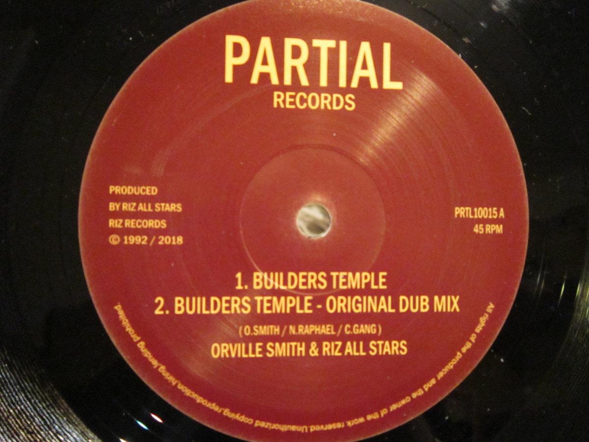 Builders Temple   Partial Records