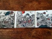 'A Parting Gift' CD DIgipak / 'The Whisperer' T-Shirt combo photo