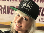'LIVE 'TIL YOU DIE' HAT photo