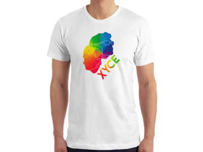 xyce - pop t-shirt (white) main photo