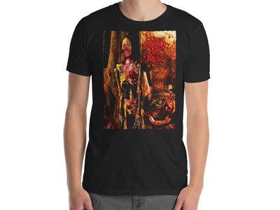Created To Kill - Death's Construction T-Shirt main photo