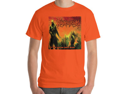 Holocaustum - In The Fields They Bled T-Shirt main photo