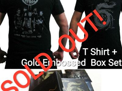 Special bundle Box Set + T shirt ## SOLD OUT## main photo