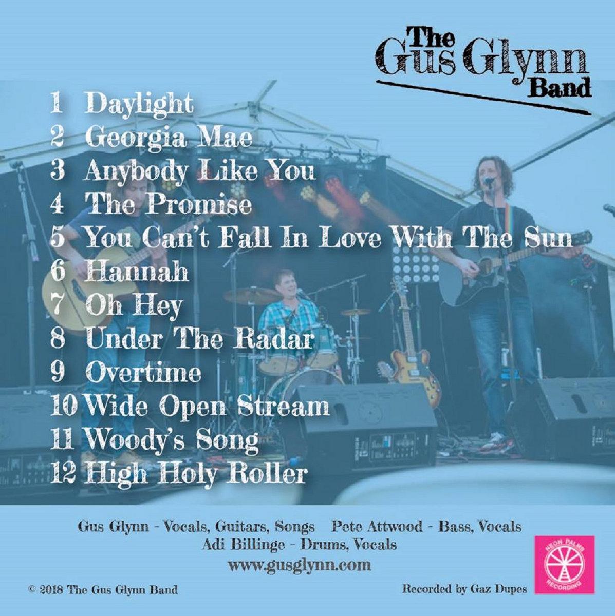 Daylight   The Gus Glynn Band