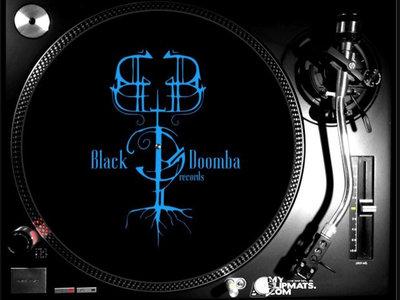 BDR Logo Turntable Slipcover main photo