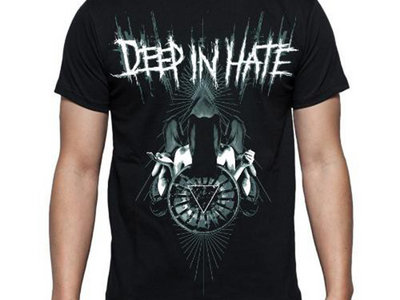 "DEEP IN HATE ""Chronicles of Oblivion"" T-Shirt / Girly main photo"