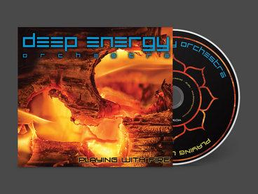 4-panel Gatefold Compact Disc main photo