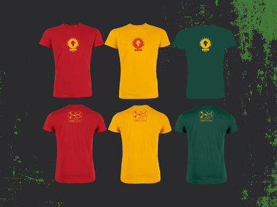 Lion's Den - T-Shirt - red, ylw or green main photo