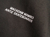 Hoodie collab' ANTIZ x MACADAM MAMBO (ltd) photo