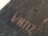 Skateboard collab MACADAM MAMBO x ANTIZ (MMAS404) photo