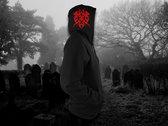 Coffin Boi Zip-Up Hoodie photo