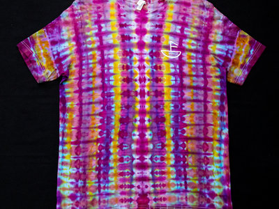FV x Living Sedated Tie Dye - Rasberry Striped (XL) main photo