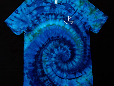 FV x Living Sedated Tie Dye - Deep Sea Twist (L) main photo