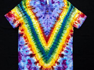 FV x Living Sedated Tie Dye - Rainbow Sherbert (LARGE) main photo