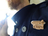Airship Crew Pin photo