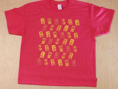 Scotch Bonnet speakerbox t-shirt main photo