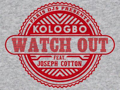 Wearplay EP#32 - Kologbo - Watch Out feat. Joseph Cotton - T-shirt Made In France main photo