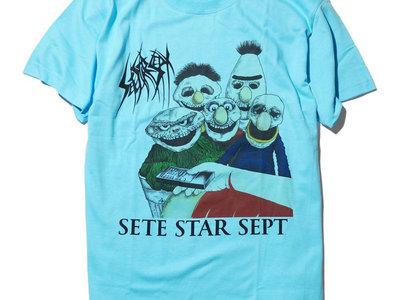 "SETE STAR SEPT ""My Heroes"" T-shirt main photo"