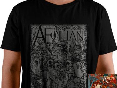 Aeolian T-shirt+CD bundle main photo
