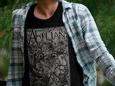 Aeolian T-shirt+CD bundle photo