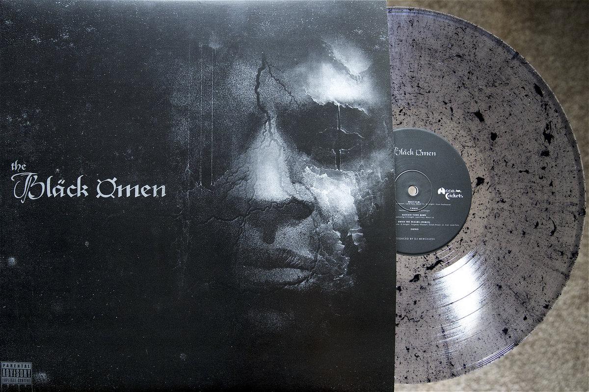 The Black Omen | Moon Crickets