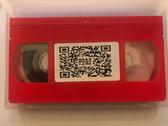 "VXPX_030 - ""MY SLOW YEAR ASLEEP"" VHS TAPE photo"