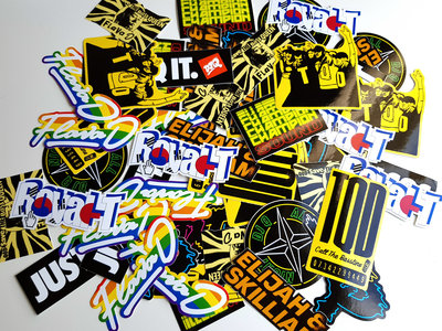 Assorted Sticker Pack 3 main photo