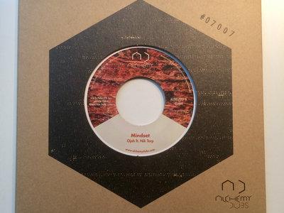 """Mindset 7""""- Ojah feat. Nik Torp - ALDBS7007 main photo"""