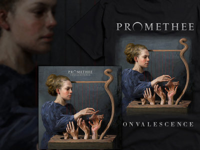 Convalescence T-Shirt + CD Bundle main photo