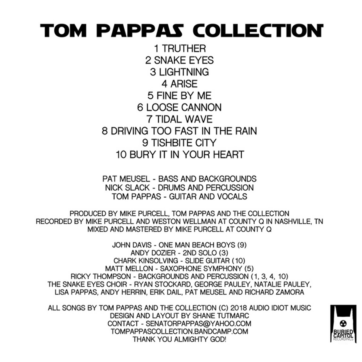 TOM PAPPAS COLLECTION