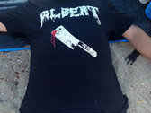 "Albert ""Cleaver"" T-shirt photo"