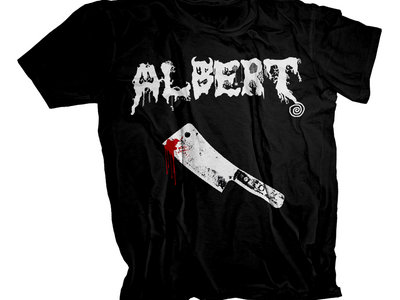 "Albert ""Cleaver"" T-shirt main photo"