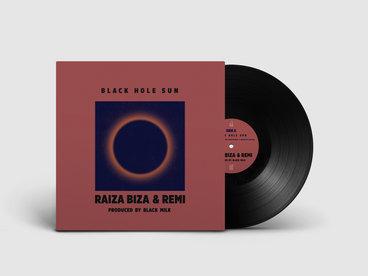 Raiza Biza & REMI - Black Hole Sun Limited Edition Vinyl main photo