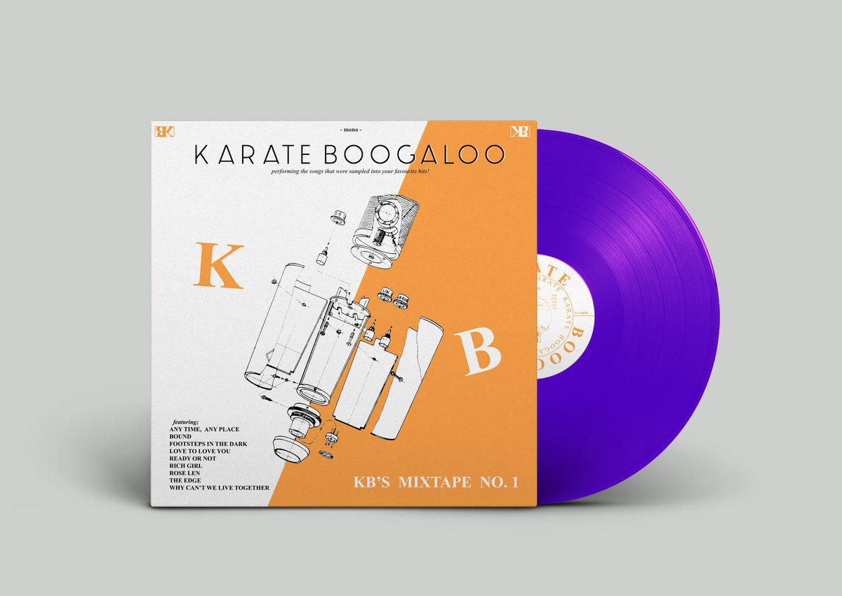 KB's Mixtape No 1 | Karate Boogaloo