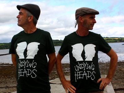Undying Heads T-Shirt. main photo