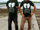 Undying Heads T-Shirt. photo