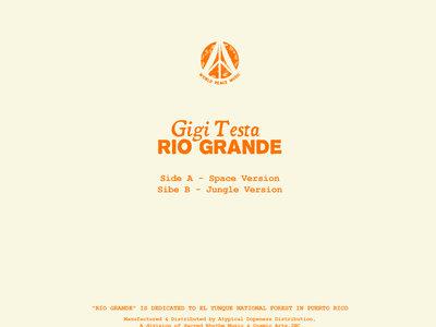 "World Peace Music Presents: Gigi Testa "" Rio Grande "" - Available Now! main photo"