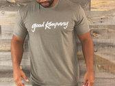 Good Kompany TShirt: BLACK | WARM GREY | INDIGO BLUE photo