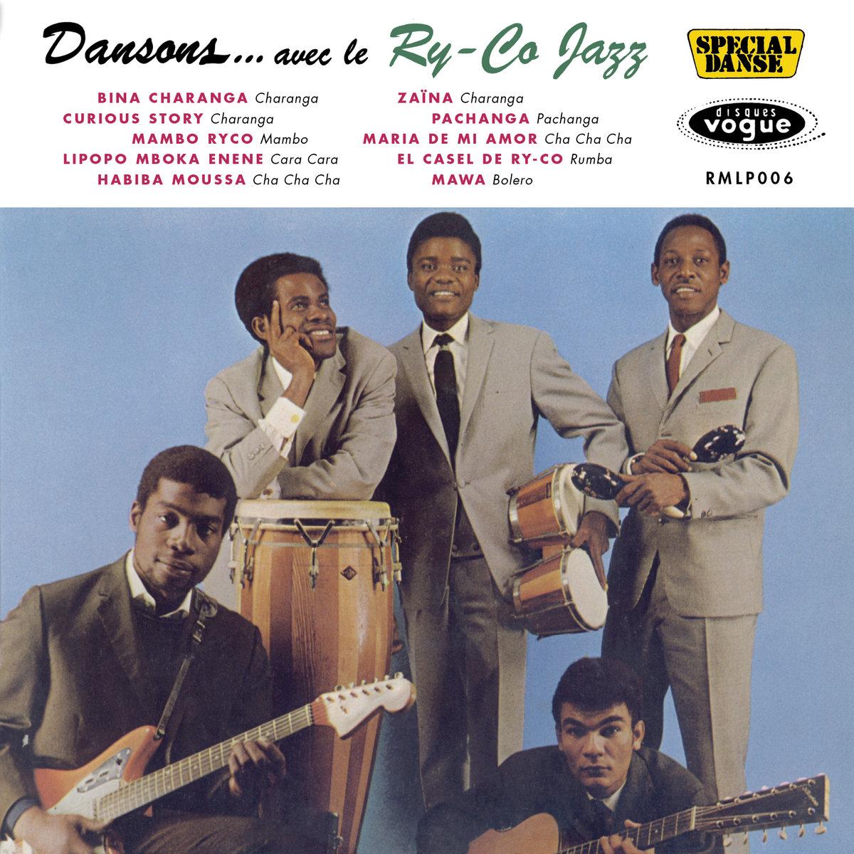 Dansons avec le Ry-co Jazz | Ry-co Jazz