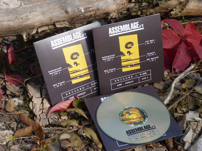 Assemblage n°2 [CD-R MIXTAPE] - INVOMIX05 main photo