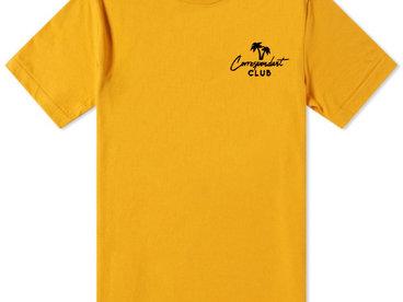 Correspondant Palms Club T-Shirt Yellow main photo