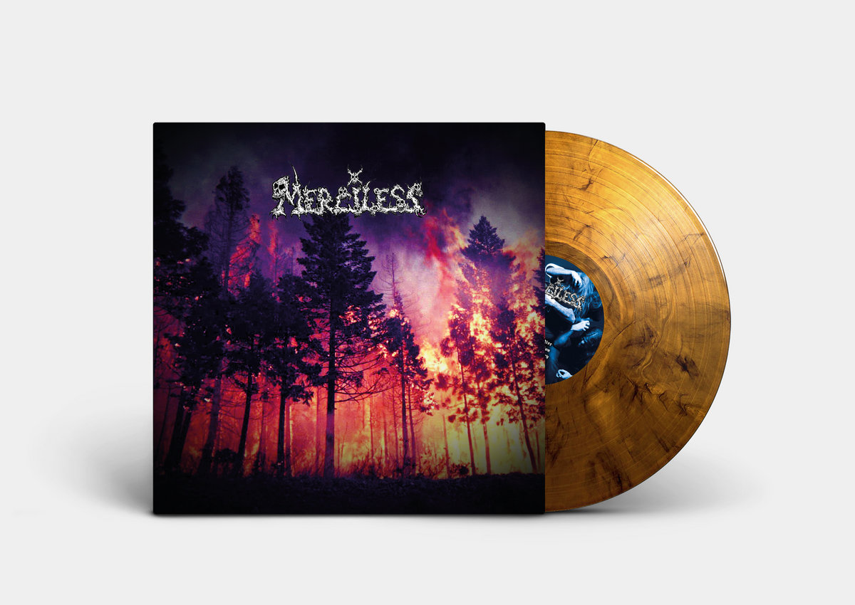 Merciless Merciless Black Lodge Records