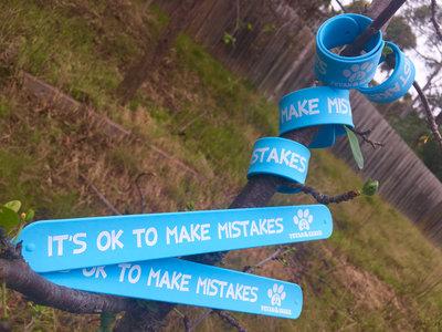Blue Slap Band - It's OK to Make Mistakes main photo