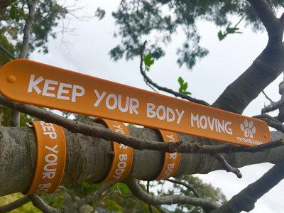 Orange Slap Band - Keep Your Body Moving main photo