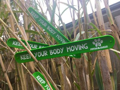 Green Slap Band - Keep Your Body Moving main photo