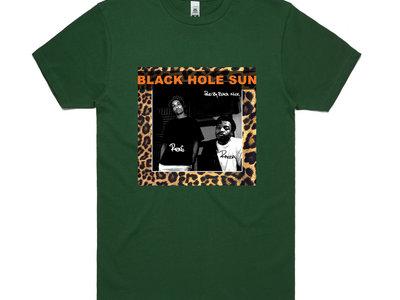 Black Hole Sun T-shirt (Green) main photo