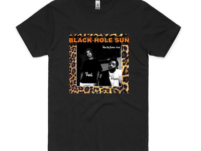 Black Hole Sun T-Shirt (Black) main photo