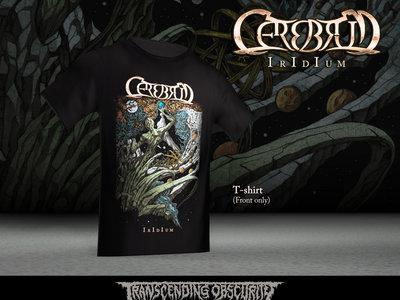 CEREBRUM 'Iridium' T-shirt (Limited to 40) + Digital Download main photo