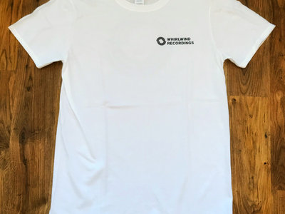 Whirlwind Logo T-Shirt (white) main photo
