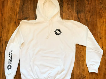 Whirlwind Hoodie (white) - 15% OFF ALL JAN 2019 main photo